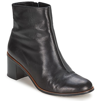 Chaussures Femme Bottines Robert Clergerie MILLION Noir