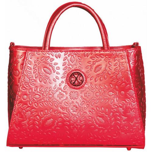 Sacs Femme Sacs porté main Christian Lacroix Sac  Paseo 3 Framboise Rouge