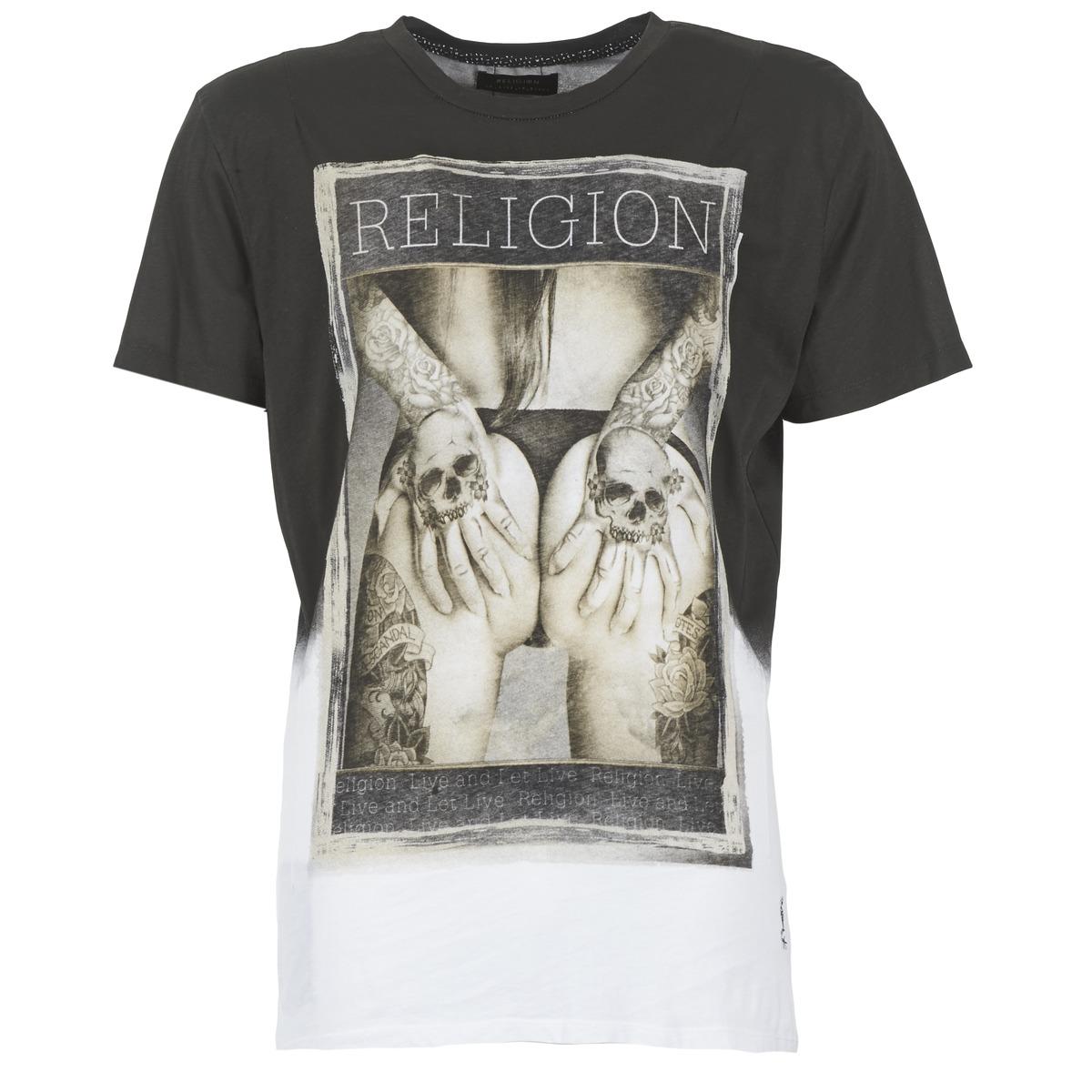 Religion GRABBING Blanc / Noir