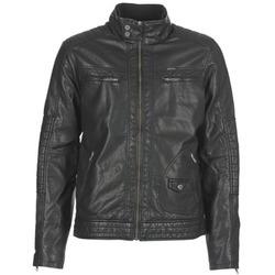 Vêtements Homme Vestes en cuir / synthétiques Petrol Industries VESTE JAC150 Noir