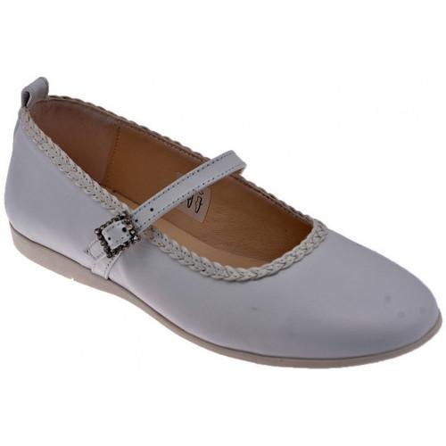 Chaussures Enfant Ballerines / babies Inblu Rhinestone Buckle Ballerines blanc