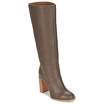 Chaussures Femme Bottes ville See by Chloé SB23005 Gris