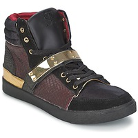 Chaussures Femme Baskets montantes SuperTrash GOLDY Bordeaux