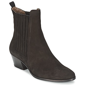 Chaussures Femme Bottines Elia B WELL HEELED BLACK