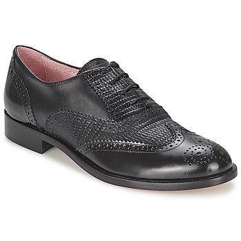 Chaussures Femme Richelieu Elia B SPECTATOR BLACK