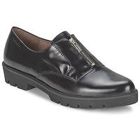 Chaussures Femme Derbies Wonders CAMMA Noir