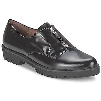 Chaussures Femme Mocassins Wonders CAMMA Noir