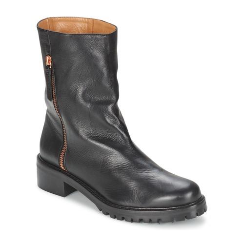 Chaussures Femme Boots Castaner FILOMENE Noir