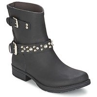 Chaussures Femme Boots Colors of California JAMBO Noir