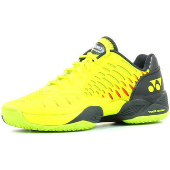 Chaussures Homme Sport Indoor Yonex Power Cushion Eclipsion Clay Jaune