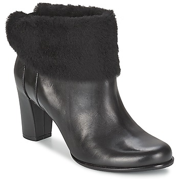 Chaussures Femme Bottines Ecco PRETORIA BLACK