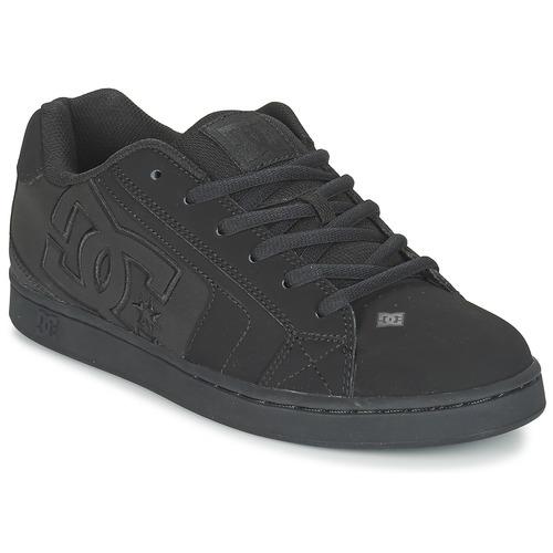 Chaussures Homme Chaussures de Skate DC Shoes NET Noir