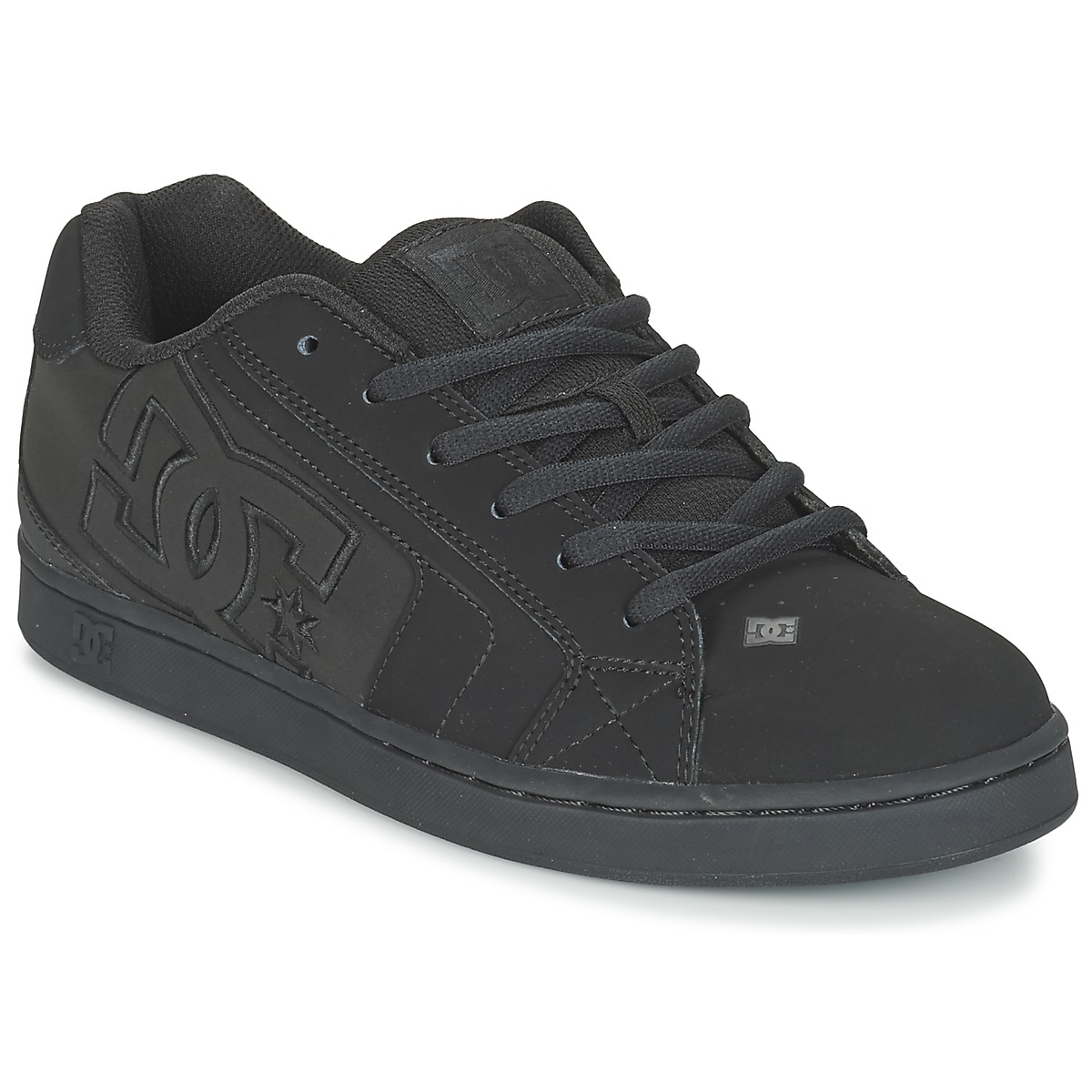 dc shoes net noir noir noir livraison gratuite avec chaussures chaussures. Black Bedroom Furniture Sets. Home Design Ideas