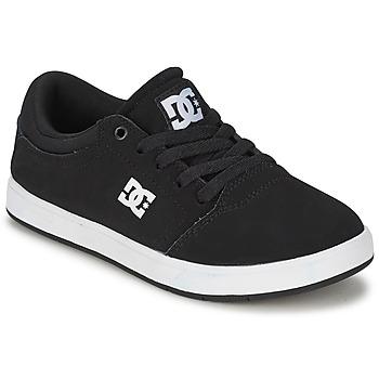 Chaussures Enfant Chaussures de Skate DC Shoes CRISIS NU Noir