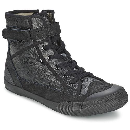 Chaussures Femme Baskets montantes TBS ONELIA Noir