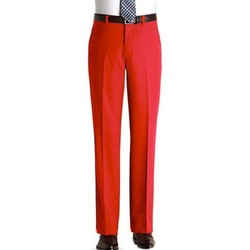 Vêtements Homme Chinos / Carrots Kebello Pantalon rouge
