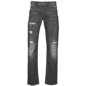 Vêtements Homme Jeans droit Kaporal AMBROSE Noir