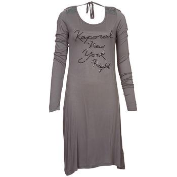 Vêtements Femme Robes courtes Kaporal TALET Gris