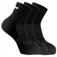 Chaussettes Thyo Pack 3 tiges courtes Multisports