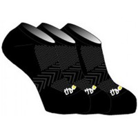 Accessoires Homme Chaussettes Thyo Pack 3 invisibles Multisports Noir