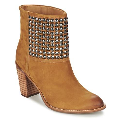 Bottines / Boots Dumond GUOUZI Marron 350x350