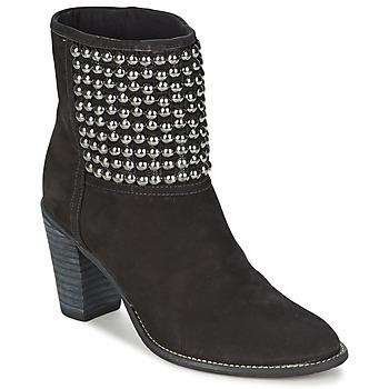 Bottines / Boots Dumond GUOUZI Noir 350x350
