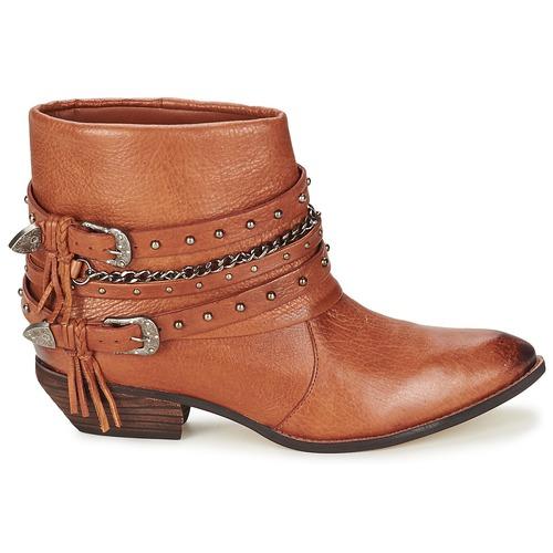 Marron Boots Zielle Femme Dumond Boots Zielle Dumond LqUzVGMSp