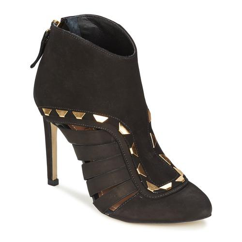Chaussures Femme Low boots Dumond ELOUNE Noir