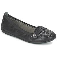 Chaussures Femme Mocassins Les P'tites Bombes ALOA Noir