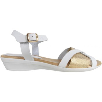 Chaussures Femme Sandales et Nu-pieds Cumbia 30130 Blanco