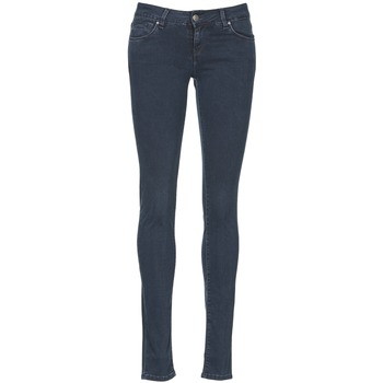 Vêtements Femme Jeans slim School Rag NEW LINDSEY Bleu Brut