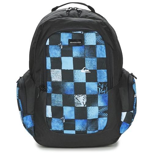 Sacs à dos Quiksilver SCHOOLIE Noir / Bleu 350x350