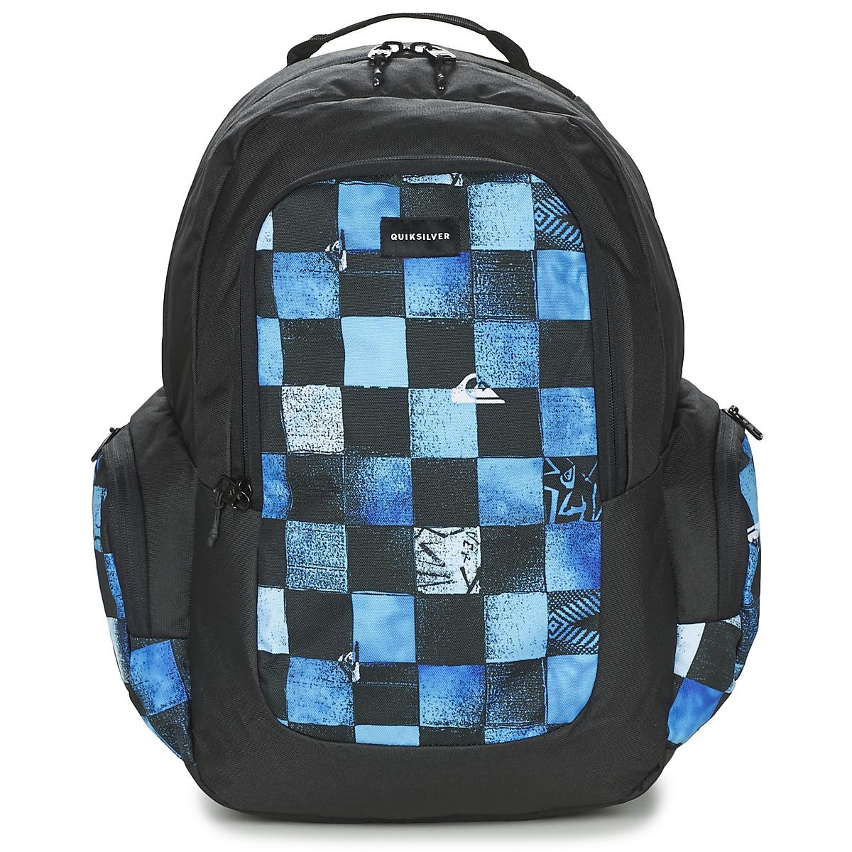 Quiksilver SCHOOLIE Noir / Bleu