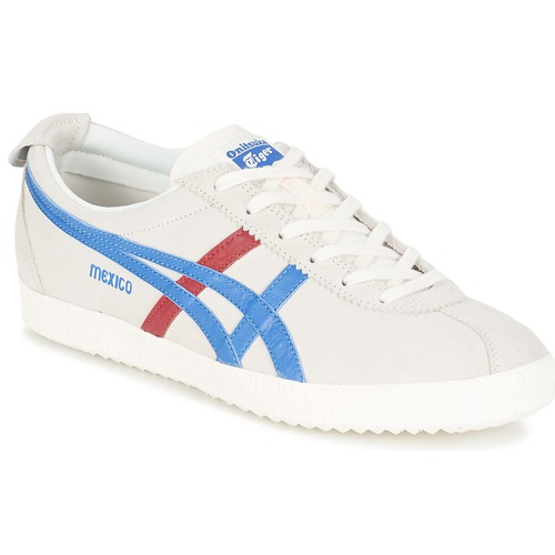 Chaussures Homme Baskets basses Onitsuka Tiger MEXICO DELEGATION Blanc / Bleu