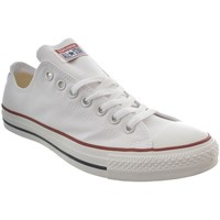 Chaussures Femme Baskets basses Converse baskets mode  chuck taylor all star ox blanc blanc