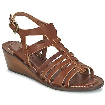 Sandale Kickers FASTA Marron 350x350