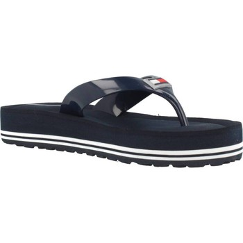 Chaussures Femme Tongs Tommy Hilfiger MIRNA 1R Blue