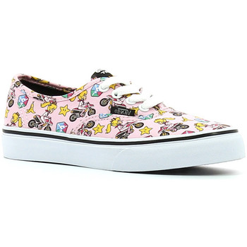 Vans Enfant Authentic Princess Peach...