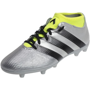 Chaussures Homme Football adidas Originals Ace 16.3 primemesh Gris clair