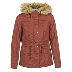 Vêtements Femme Parkas Only KATE Bordeaux