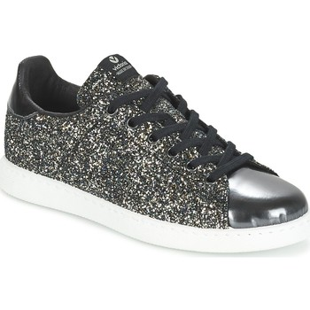 Chaussures Femme Baskets basses Victoria 12558 f gris