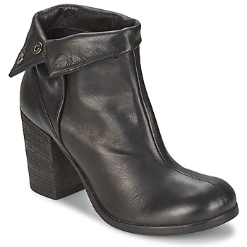 Bottines / Boots JFK GUANTO Noir 350x350
