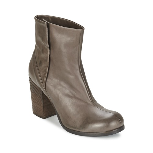 Bottines / Boots JFK CAOBA Taupe 350x350