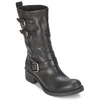 JFK GUANTP Noir - Livraison Gratuite avec  - Chaussures Boot Femme