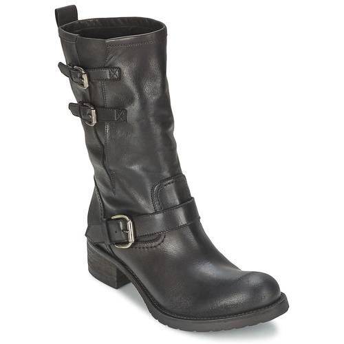 Bottines / Boots JFK GUANTP Noir 350x350
