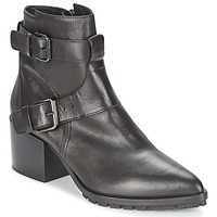 Chaussures Femme Bottines Strategia FUCILE Noir