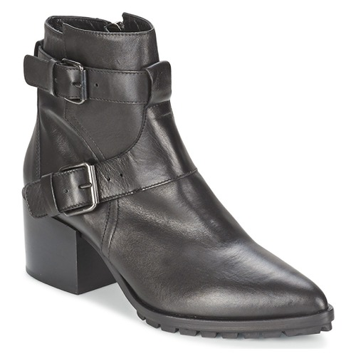 Bottines / Boots Strategia FUCILE Noir 350x350