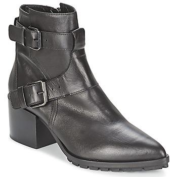 Bottines / Boots Strategia FUCILE Noir 350x350