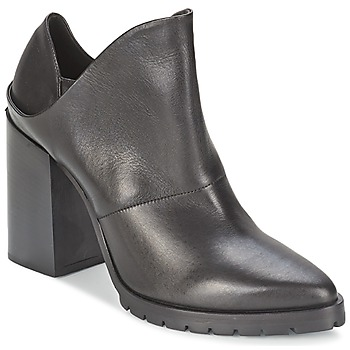 Chaussures Femme Bottines Strategia TAKLO Noir