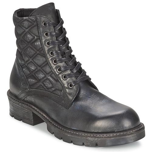 Bottines / Boots Strategia BOMBER Noir 350x350